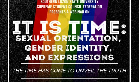 IT IS TIME: Sexual Orientation, Gender Identity, And Expressions