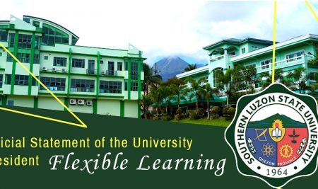 Official Statement of the University President on Flexible Learning